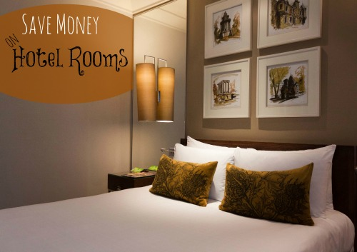 Saving Money on Hotel Rooms