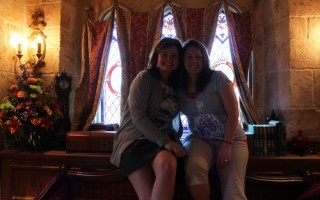 My Stay at Cinderella's Castle at Disney World