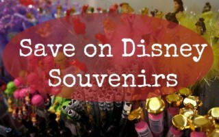 How to Save on Disney Souvenirs