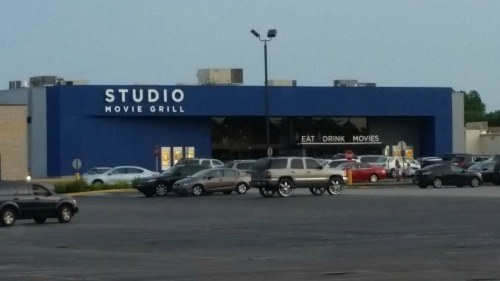 Studio Movie Grill {College Park, Indianapolis}