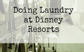 Magical Laundry at Disney World Resorts