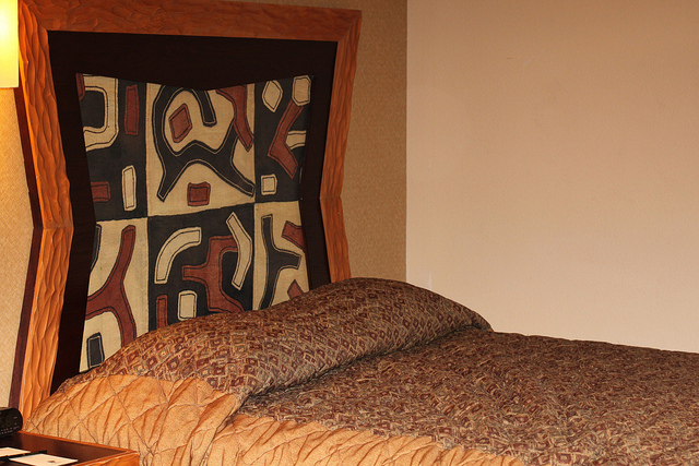Bedroom at Kalahari