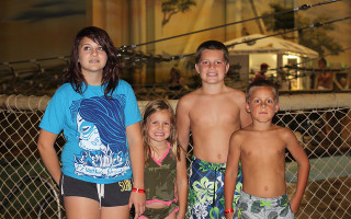 {Family Fun} Kalahari Resort in Sandusky, Ohio