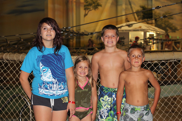 Family Fun at Kalahari Resort in Sandusky