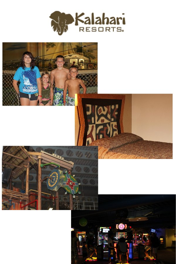 Kalahari Resorts Has Lots of things to do for family fun